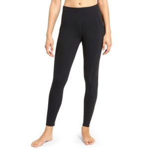 Athleta High Waist Chaturanga Tights Leggings L